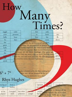 How Many Times? (Premium Hardcover) by Rhys Hughes