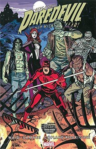 Daredevil by Mark Waid, Vol. 7 by Mark Waid, Jason Copland, Javier Rodriguez, Chris Samnee