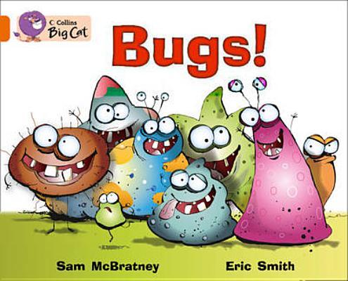 Bugs! by Eric Smith, Sam McBratney