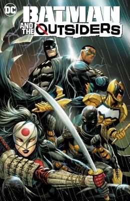 Batman and the the Outsiders, Vol. 1: Lesser Gods by Bryan Edward Hill, Carlos M. Mangual, Veronica Gandini, Cian Tormey, Adriano Lucas, Dexter Soy, Clayton Cowles