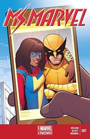 Ms. Marvel (2014-2015) #7 by Jamie McKelvie, G. Willow Wilson, Jake Wyatt, Jacob Wyatt