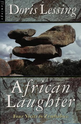 African Laughter: Four Visits to Zimbabwe by Doris Lessing