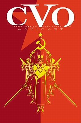 CVO: Covert Vampiric Operations by Jeff Mariotte, Alex Garner, Jeffrey J. Mariotte