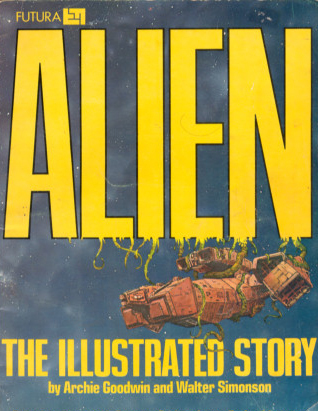 Alien: The Illustrated Story by Walter Simonson, Archie Goodwin