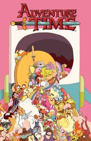 Adventure Time Vol. 6 by Braden Lamb, Ryan North, Shelli Paroline