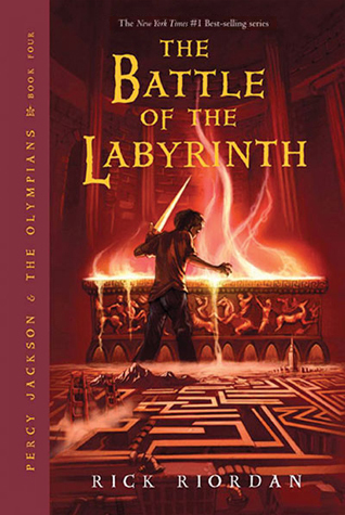 The Battle of the Labyrinth by Rick Riordan