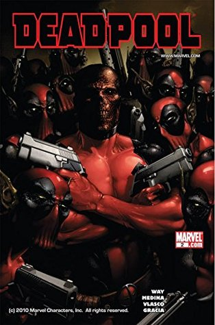 Deadpool (2008-2012) #2 by Juan Vlasco, Paco Medina, Clayton Crain, Daniel Way