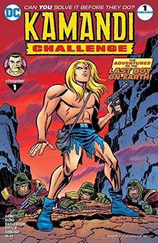 The Kamandi Challenge, Chapter 1 by Dan Abnett, Steve Buccellato, Dale Eaglesham, Keith Giffen, Scott Kolins, Scott Koblish, Hi-Fi, Bruce Timm