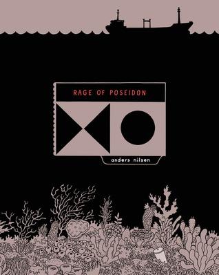 Rage of Poseidon by Anders Nilsen