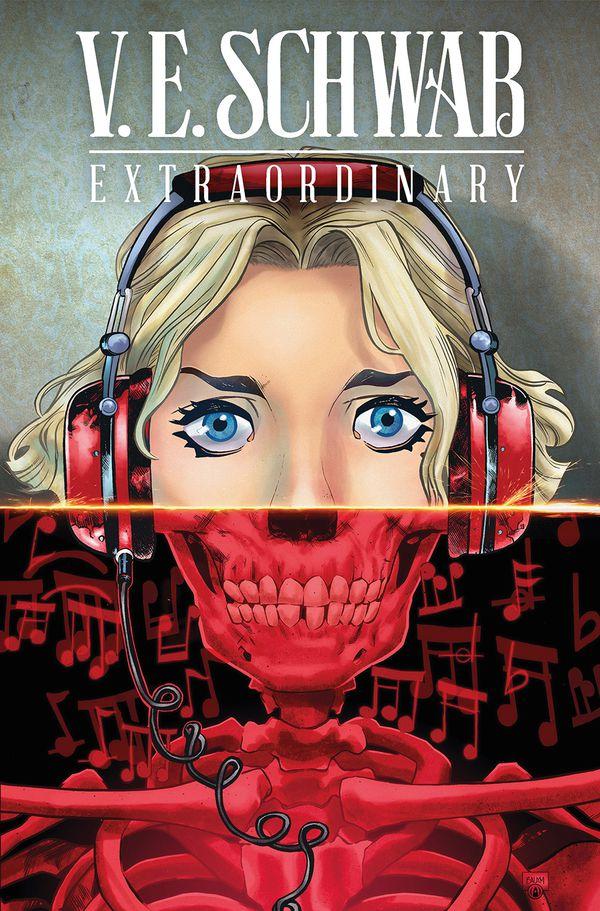 ExtraOrdinary #0 by V.E. Schwab