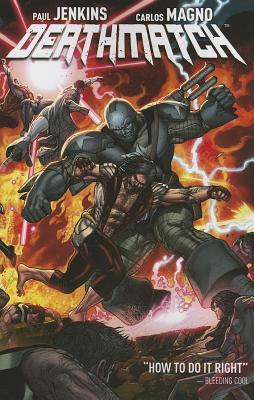 Deathmatch, Volume 1 by Paul Jenkins