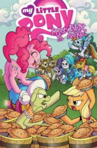 My Little Pony: Friendship Is Magic Volume 8 by Jay P. Fosgitt, Ted Anderson, Christina Rice, Tony Fleecs, Agnes Garbowska
