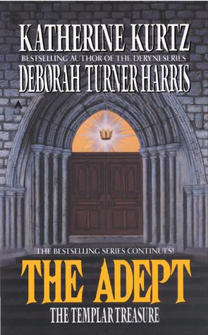 The Templar Treasure by Katherine Kurtz, Deborah Turner Harris