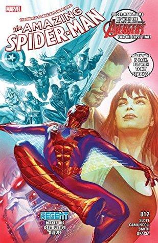 Amazing Spider-Man (2015-2018) #12 by Dan Slott, Alex Ross, Giuseppe Camuncoli