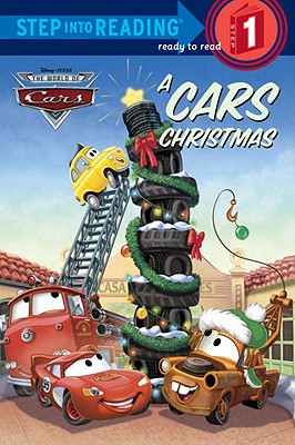 A Cars Christmas (Disney/Pixar Cars) by Melissa Lagonegro, Random House Disney