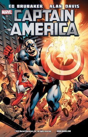 Captain America, Volume 2 by Mark Farmer, Larry Molinar, Ed Brubaker, Alan Davis, Laura Martin, Joe Caramagna