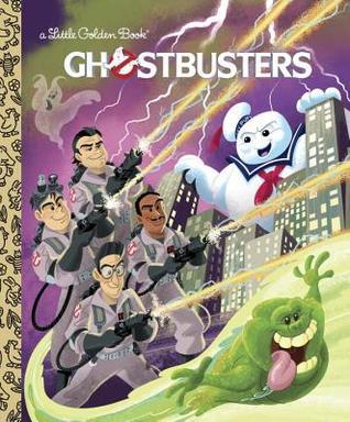 Ghostbusters (Ghostbusters) (Little Golden Book) by John Sazaklis, Alan Batson