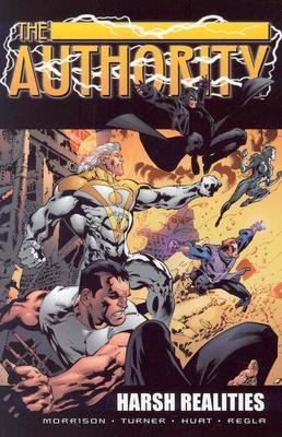 The Authority, Vol. 5: Harsh Realities by Robbie Morrison, Dwayne Turner