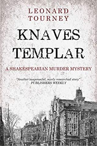 Knaves Templar (Joan and Matthew Stock Mystery Book 6) by Leonard Tourney