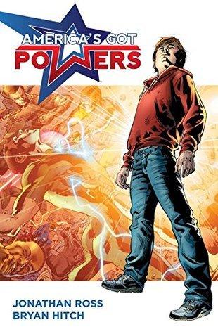 America's Got Powers by Jonathan Ross, Bryan Hitch