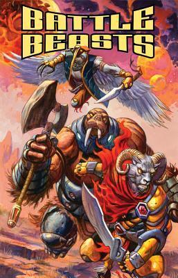 Battle Beasts Volume 1 by Valerio Schiti, Bobby Curnow