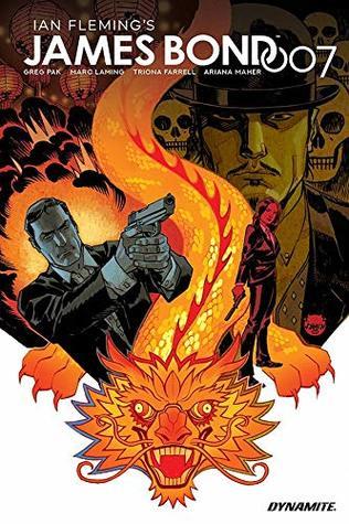James Bond 007, Vol. 1 by Greg Pak, Stephen Mooney, Marc Laming