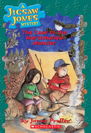 The Case of the Marshmallow Monster by James Preller, R.W. Alley