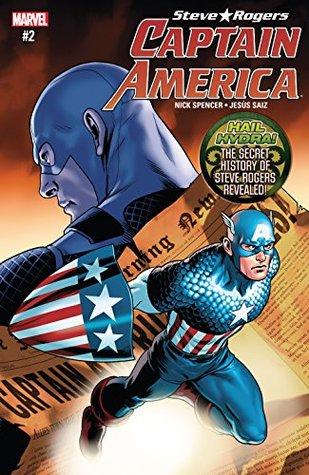 Captain America: Steve Rogers #2 by Nick Spencer, Jesus Saiz, Tom Brevoort