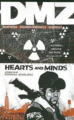 DMZ, Vol. 8: Hearts and Minds by Ryan Kelly, Brian Wood, Riccardo Burchielli