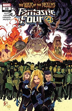 Fantastic Four (2018-) #10 by Dan Slott, Matteo Scalera, Paco Medina