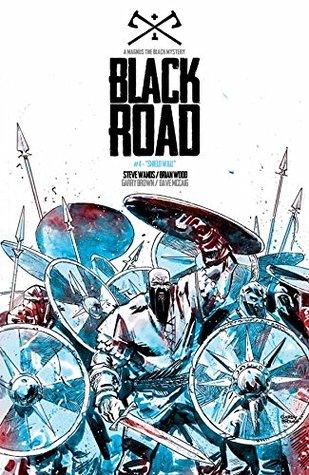 Black Road #4 by Garry Brown, Brian Wood, Dave McCaig