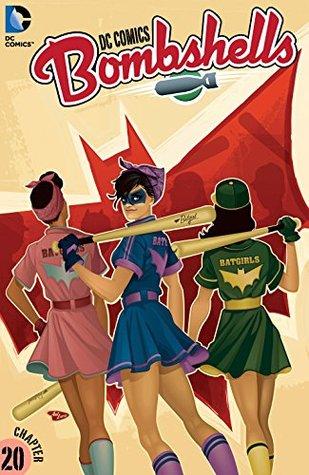 DC Comics: Bombshells #20 by Mirka Andolfo, Marguerite Bennett