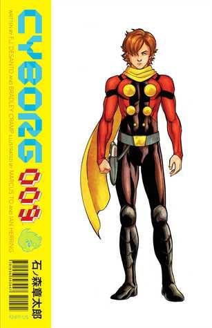 Cyborg 009 by Marcus To, Ian Herring, F.J. DeSanto, Shotaro Ishinomori, Stephen Christy, Bradley Cramp