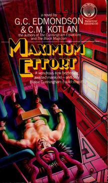 Maximum Effort by C.M. Kotlan, G.C. Edmondson