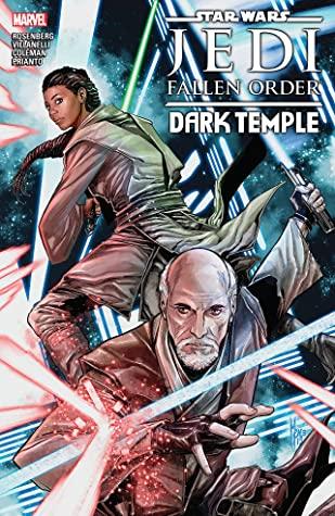 Star Wars: Jedi Fallen Order - Dark Temple by Matthew Rosenberg, Paolo Villanelli