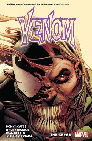 Venom by Donny Cates, Vol. 2: The Abyss by Ryan Stegman, Donny Cates, Joshua Cassara, Iban Coello