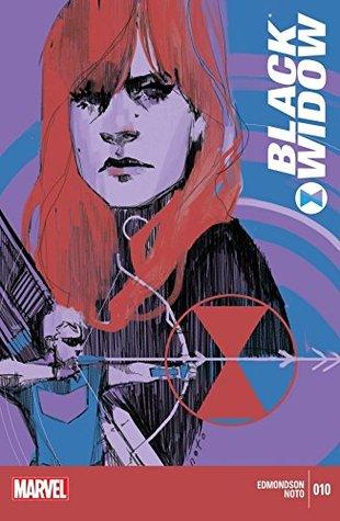 Black Widow #10 by Nathan Edmondson, Phil Noto