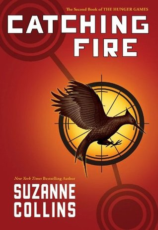 SAMPLER ONLY: Catching Fire (The Hunger Games, #2) by Suzanne Collins