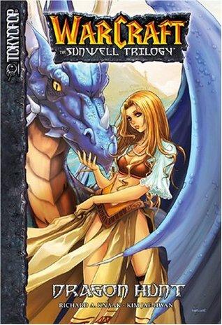 Dragon Hunt by Kim Jae-Hwan, Richard A. Knaak