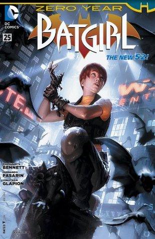 Batgirl #25 by Marguerite Bennett, Fernando Pasarín