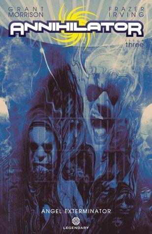 Annihilator #3 by Frazer Irving, Grant Morrison