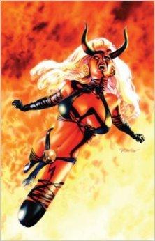 Lady Demon: Hell to Pay by Aaron Gillespie, Mirka Andolfo, Joyce Chin, Cedric Poulat, Juanan Ramirez