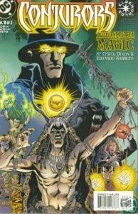 Conjurors by Eduardo Barreto, Chuck Dixon