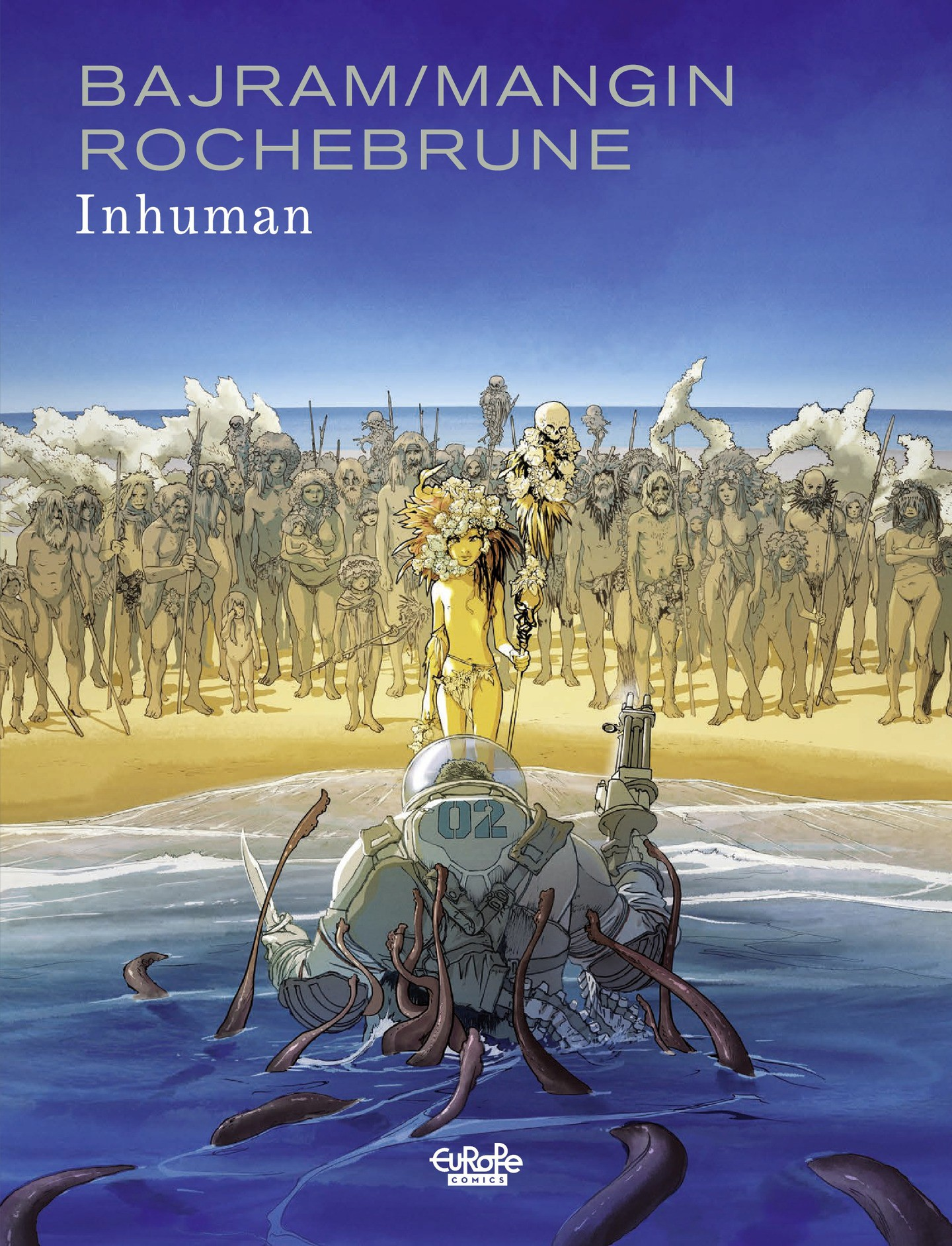 Inhuman by Valérie Mangin, Denis Bajram