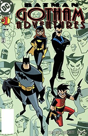 Batman: Gotham Adventures (1998-) #1 by Ty Templeton, Rick Burchett