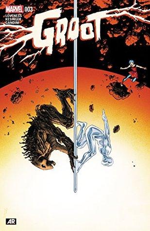 Groot #3 by Brian Kesinger, Jeff Loveness, Declan Shalvey