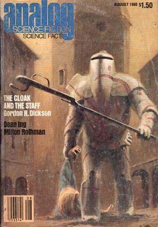 Analog Science Fiction and Fact, August 1980 by Stanley Schmidt, David Lewis, Milton A. Rothman, Gordon R. Dickson, Sam Nicholson, G. Harry Stine, Dean Ing, James White