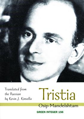 Tristia by Osip Mandelshtam