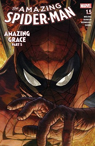 Amazing Spider-Man (2015-2018) #1.5 by Simone Bianchi, Jose Molina