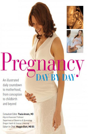 Pregnancy Day By Day by Patrick O'Brien, Karen Sullivan, Laura Goetzl, Su Laurent, Carol Cooper, Paula Amato